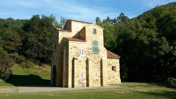 Oviedo Sede Aitana Congress 2019 - Prerrománico San Miguel de Lillo